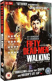 Fifty Dead Men Walking DVD 2010 - Paignton, United Kingdom - Fifty Dead Men Walking DVD 2010 - Paignton, United Kingdom