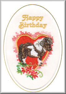 Shetland-Pony-Birthday-Card-Embroidered-by-Dogmania