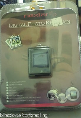 Nextar Digital Photo Keychain Picture Album 1.5