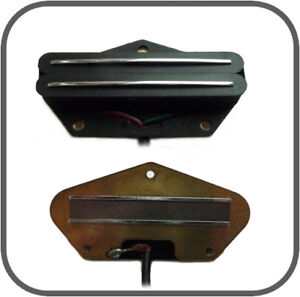 Lollar single coil for humbucker pickup