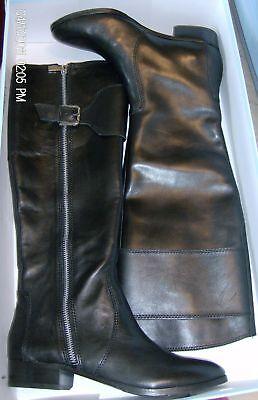 Antonio Melani Black Knee Boot Adele001 6.5m