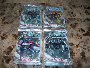 4-Transformers-3D-Battle-Card-Game-2-Player-Battle-Pack