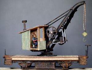 Ho-Hon3-Sn3-Crane-Car-Kit-Logging-MOW-Wood-Metal-SALE
