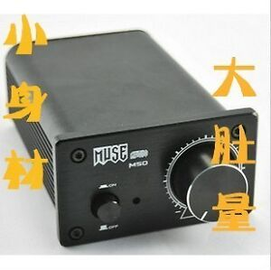 MUSE M50 2x50w T-AMP MINI  AMPLIFIER stereo Hi-Fi