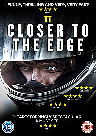 TT  Closer to the Edge DVD Good Condition DVD Bruce Anstey Keith Amor Mic - <span itemprop=availableAtOrFrom>Rossendale, United Kingdom</span> - Your satisfaction is very important to us. Please contact us via the methods available within eBay regarding any problems before leaving negative feedback. Any defects, damages, or mat - Rossendale, United Kingdom