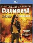 Colombiana (Blu-ray Disc, 2011, Canadian; French)