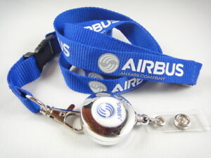 Airbus-POH-Interior-Placard-A380-A350-A340-Lanyard-REEL