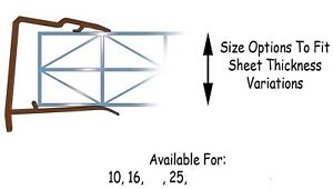 Sheet-Closure-for-Polycarbonate-25mm-x-2100mm