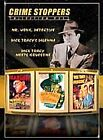 Crime Stoppers #1: Mr. Wong, Detective/Dick Tracy's Dilemma/Dick Tracy Meets Gruesome (DVD, 2001)