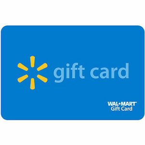 200 Walmart Gift Card - Ships Free After March 15th - $190.00