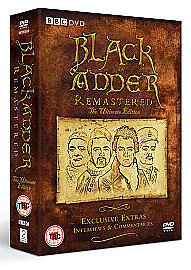Blackadder - The Ultimate Collection 2009, 6-Disc Set, BRAND NEW BOXSET FREE P&P