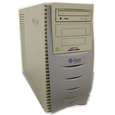 Sun Ultra 80 Server Quad 450Mhz 4Gb Memory 73Gb Hd