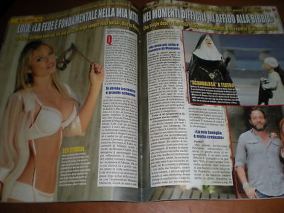 Vero#LOLA PONCE,VALERIA MARINI,AL BANO CARRISI