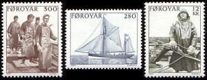 Denmark Faroe 1984 Mi 103-05 ** Słania Slania Fishermen Ships Schiff - <span itemprop=availableAtOrFrom> Dabrowa, Polska</span> - Denmark Faroe 1984 Mi 103-05 ** Słania Slania Fishermen Ships Schiff -  Dabrowa, Polska