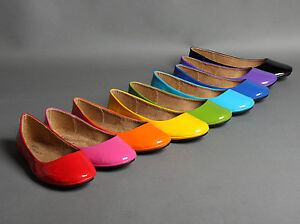 NEW-Womens-Fashion-SWEET-Ballet-Flats-Shoes-9-COLORS