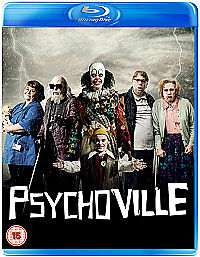 Psychoville - Series 1 (Blu-ray, 2009) *New