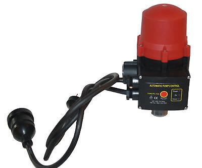 Water Pump Pressure Control Switch Adjustable For 1hp Pump 240 Volt 22-44 Psi