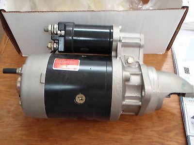 INBOARD ENGINE STARTER CRUSADER 42090 INBOARD 57-30456 CLOCKWISE ROTATION