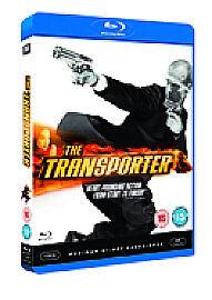 The Transporter (Blu-ray, 2006)