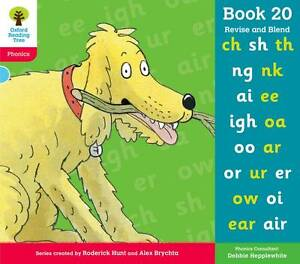 Oxford Reading Tree: Stage 4: Floppy's Phonics: Sounds and Letters: Book 20, Bry