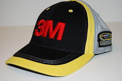 3m Racing Sprint Cup 09 Nascar Hat 16 Greg Biffle