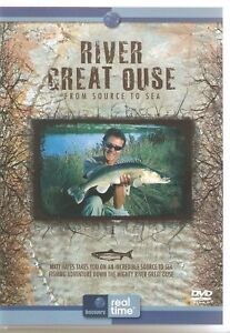 RIVER GREAT OUSE FROM SOURCE TO SEA WITH MATT HAYES DVD