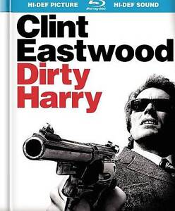 Dirty-Harry-BRAND-NEW-Blu-ray-Disc-Clint-Eastwood