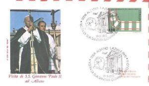 Italia 1982 Jan Paweł II papież John Paul pope papa (82/3+3a) - Dabrowa Bialostocka, Polska - Italia 1982 Jan Paweł II papież John Paul pope papa (82/3+3a) - Dabrowa Bialostocka, Polska