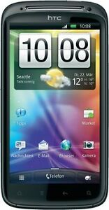 HTC Sensation 4G - 1GB - Black (Unlocked...