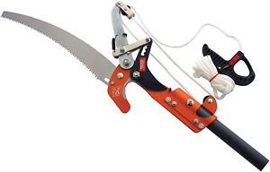 2-5Metre-Ratchet-Action-Tree-Saw-Lopper-Telescopic-Cut-Branch-Carbon-Steel-Blade