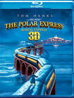 The Polar Express (Blu-ray Disc, 2010, Canadian; French; 3D)