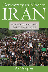Democracy In Modern Iran  BOOK NEW