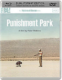 Punishment Park (Blu-ray and DVD Combo, 2012, 2-Disc Set)