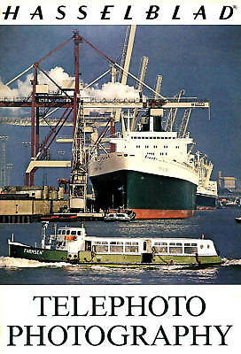 Инструкции и руководства 1978 HASSELBLAD TELEPHOTO