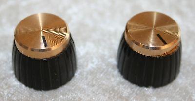 Ein MPKG Potiknopf Gold Madenschraube für Marshall Amp