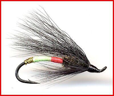 Undertaker Fly Fishing Salmon Steele Wet Flies - Size 4
