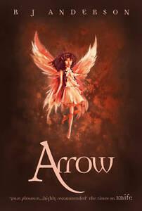 Arrow-Knife-R-J-Anderson-Book