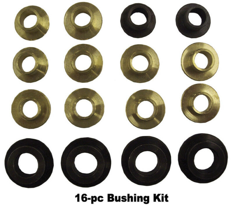 1971-1975 Chevrolet Caprice, Impala Convertible Top Frame Bushing Rebuild Kit