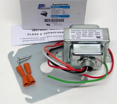 Pm42440 Transformer 120/208-240 V Pri 24 V Sec 40 Va
