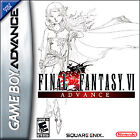 Final Fantasy VI Advance  (Nintendo Game Boy Advance, 2007) (2007)