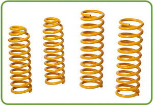 Jeep Grand Cherokee WJ NEW pair Coil Springs