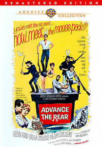 Advance to the Rear DVD 2011 Glenn Ford Stella Stevens Melvyn Douglas - Nyack, New York, United States - Advance to the Rear DVD 2011 Glenn Ford Stella Stevens Melvyn Douglas - Nyack, New York, United States