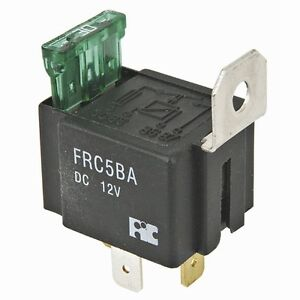 FUSED RELAY 12VOLT 30 AMP QTY 5