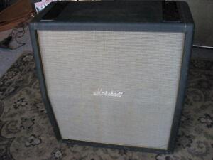 marshall 1960a slant 4x12 cabinet reissue greenback