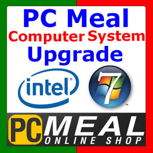 PCMeal Computer System CPU Upgrade Option Intel Core i7 3770 to