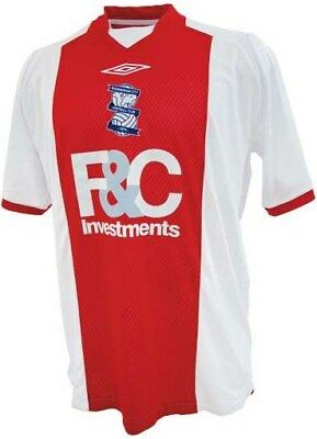 Birmingham City Away Shirt 08-09 By Umbro