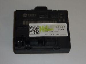 AUDI-A7-unita-di-controllo-della-porta-centralina-porta-4-G-8-959-795-c