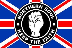 2x-NORTHERN-SOUL-KEEP-THE-FAITH-Vinyl-Decal-Sticker-MOD