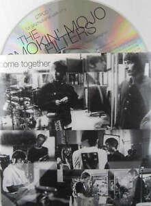 OASIS CD Mc CARTNEY Paul WELLER PROMO BEATLES Smokin' Mojo Filters Come Together