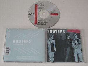 HOOTERS-NERVOUS-NIGHT-CBS-462485-2-CD-ALBUM